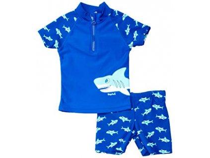 Dvojdielny kúpací komplet Žralok