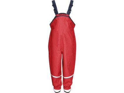 Nohavice do dažďa BASIC červené