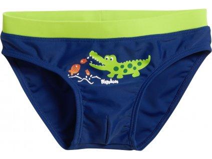 Slipové plavky Krokodíl