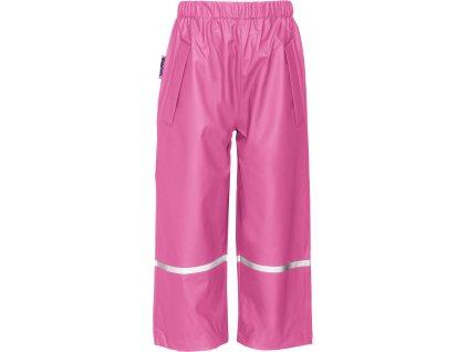 Nepremokavé nohavice do pása ružové