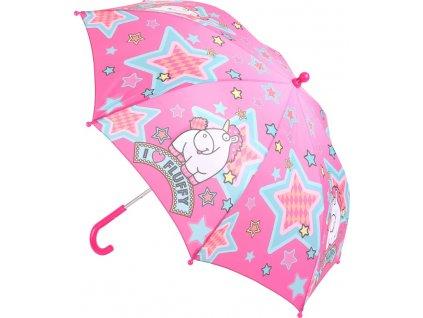 Detský dáždnik Jednorožec