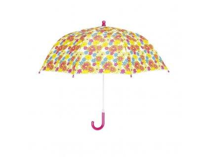 PLAYSHOES Detský dáždnik Kvetiny, pr.70cm