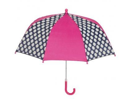 PLAYSHOES Detský dáždnik Margarétky 70cm