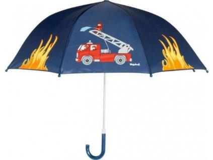 PLAYSHOES Detský dáždnik Požiarnik 70cm