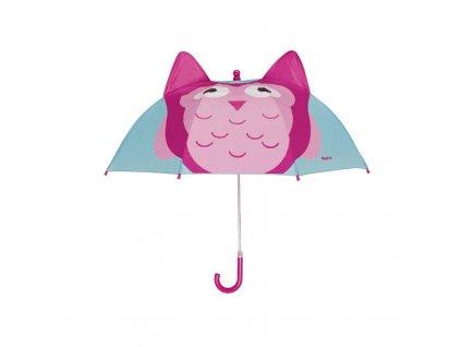 PLAYSHOES Detský dáždnik Sova, pr.70cm