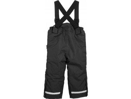 PLAYSHOES Detské otepľovačky, farba: čierna