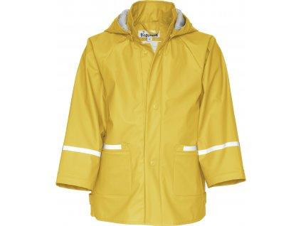 Nepremokava bunda do dažďa BASIC žltá