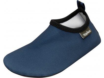 Barefoot topánky do vody s UV ochranou UNI tmavomodrá