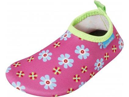 Barefoot topánky do vody s UV ochranou Nezábudka