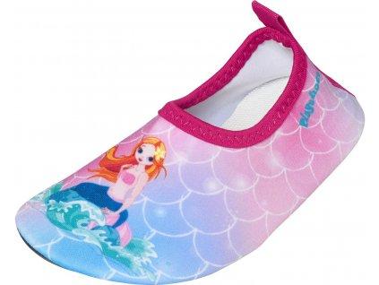 Barefoot topánky do vody s UV ochranou Morská víla