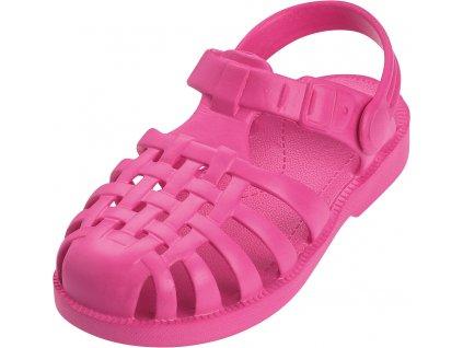 Sandále do vody ružové