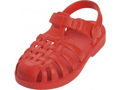 Sandále do vody červené