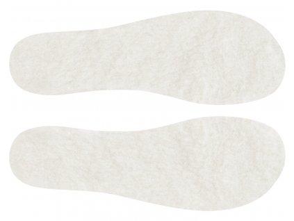 Zateplené vložky do topánok