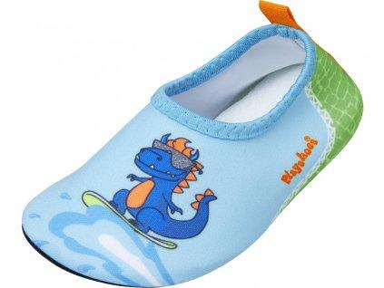 Barefoot topánky do vody s UV ochranou Dino
