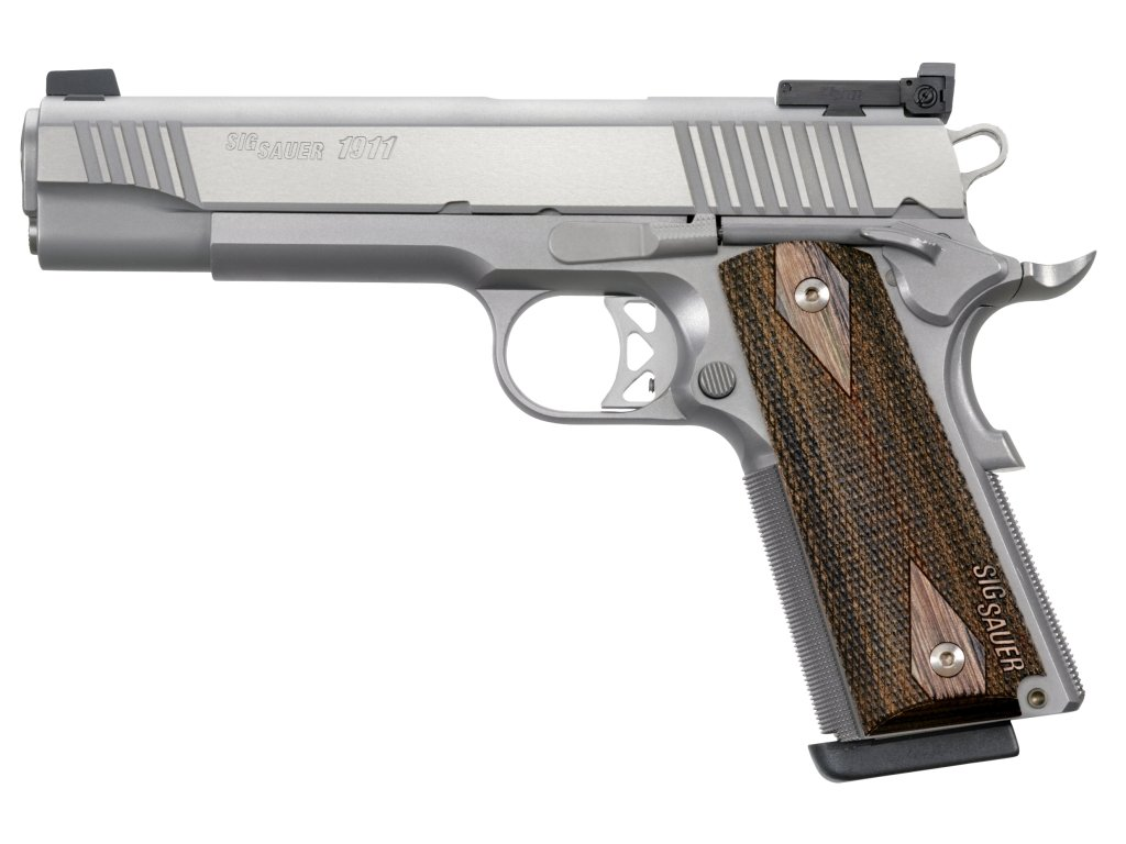 SIG SAUER 1911 Traditional Match Elite