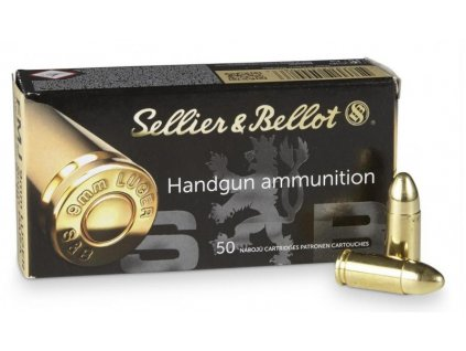 266209 sellier bellot 9mm luger fmj 7 5g 0