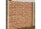 Betónové plotové panely