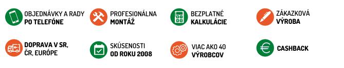 Výhody nákupu v AMONIT.sk
