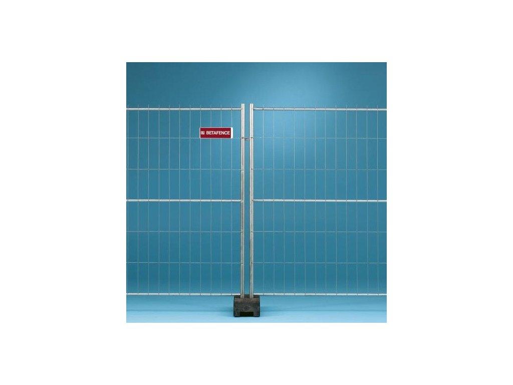ŠTANDARDNÝ PANEL MOBILNÉ OPLOTENIE TEMPOFOR® - TYP F3 ECO, 3.5 x 2 m