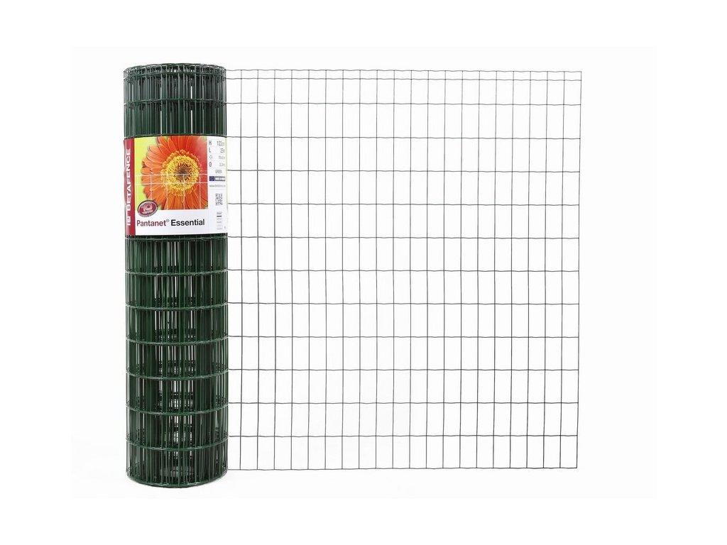 ZVÁRANÉ PLETIVO PANTANET® ESSENTIAL - ZELENÉ, 1.22 x 25 m / 100 x 50 / 2.2 mm