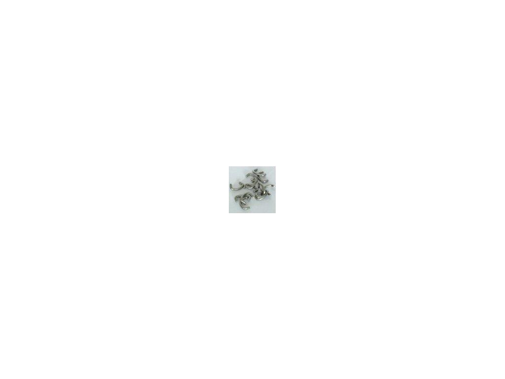 NEREZOVÉ SVORKY PRE STĹPIKY BEKACLIP® PRE PANTANET® (250 ks / bal.)