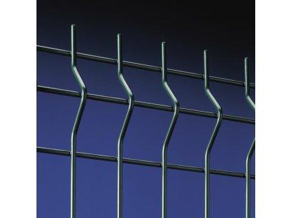 PANEL NYLOFOR® 3D - ZELENÝ, 1530 x 2500 / 200 x 50 / 5.0 mm