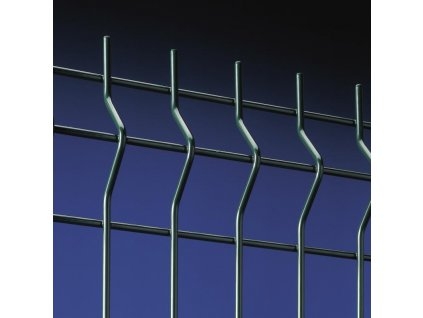 PANEL NYLOFOR® 3D - ZELENÝ, 1230 x 2500 / 200 x 50 / 5.0 mm