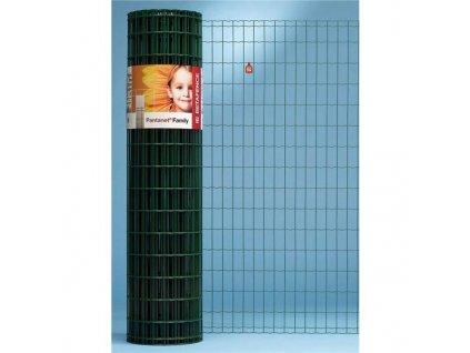ZVÁRANÉ PLETIVO PANTANET® FAMILY - ZELENÉ, 2.03 x 25 m / 100 x 50 / 2.5 mm