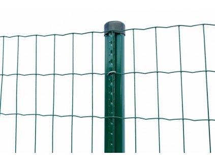 ZVÁRANÉ PLETIVO PLASTIROL - ZELENÉ, 0.60 x 25 m / 101.6 x 50.8 / 2.1 mm
