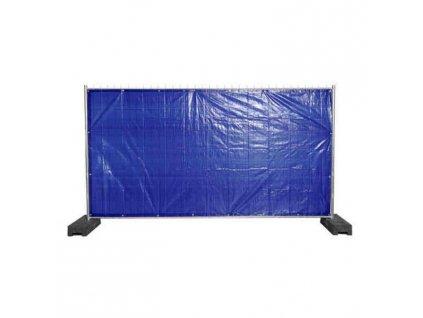 ZÁVES PRE MOBILNÝ PLOT TEMPOFOR® - (BIELY, MODRÝ, ČIERNY, ZELENÝ), 1.75 x 3.5 m