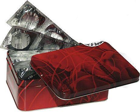 Akční a dárkové sady kondomů