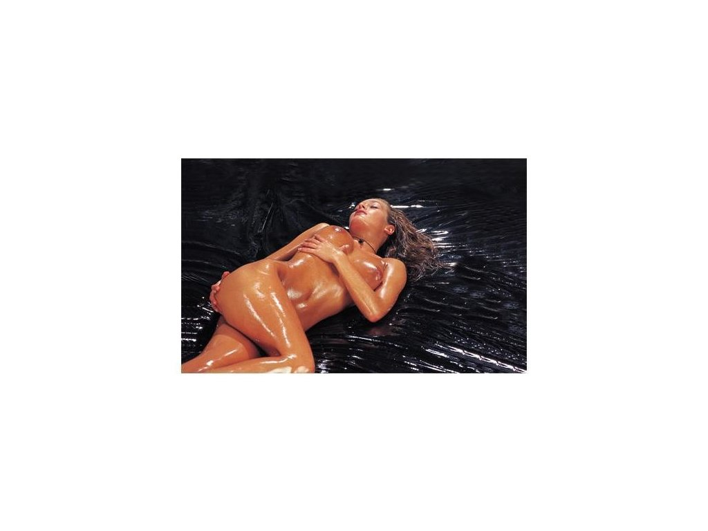 fetish lakovane lozni pradlo pvc prosteradlo 200x230 cm cerne img 02504650000m fd 3