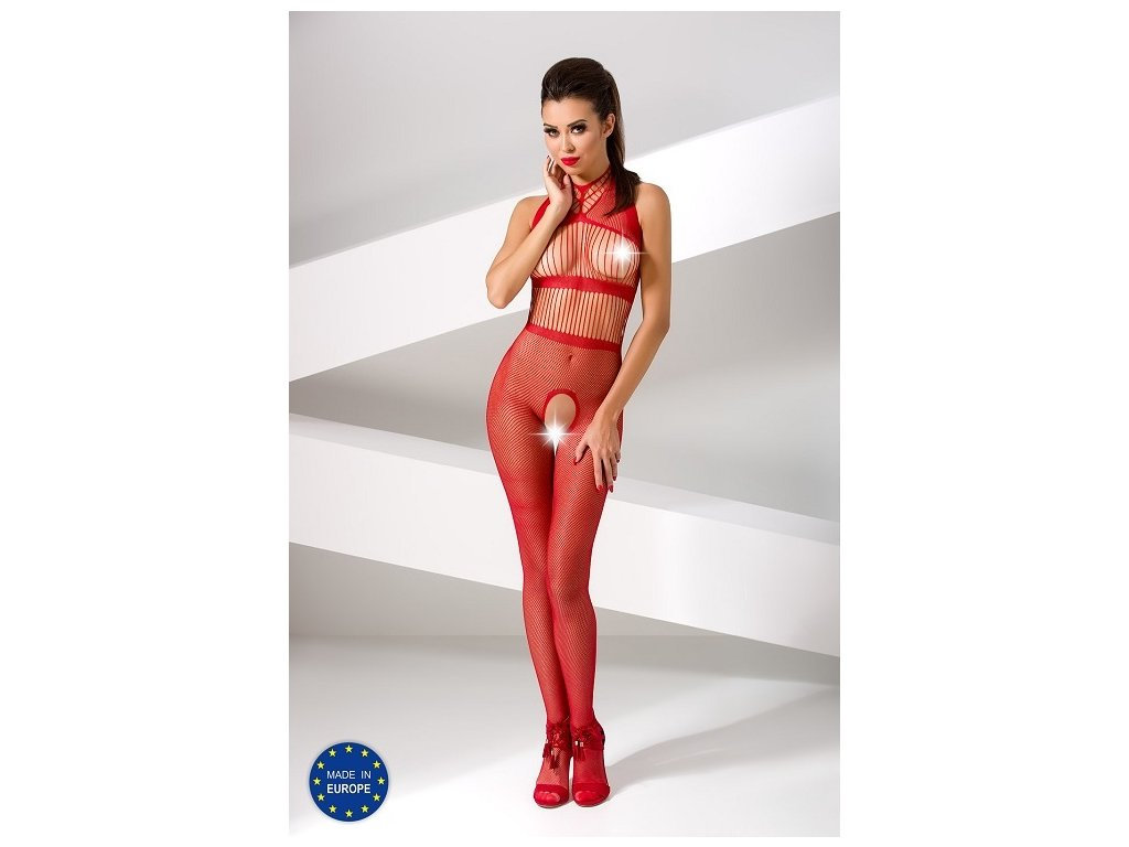 passion catsuit elisa cerveny img BS048 red fd 3