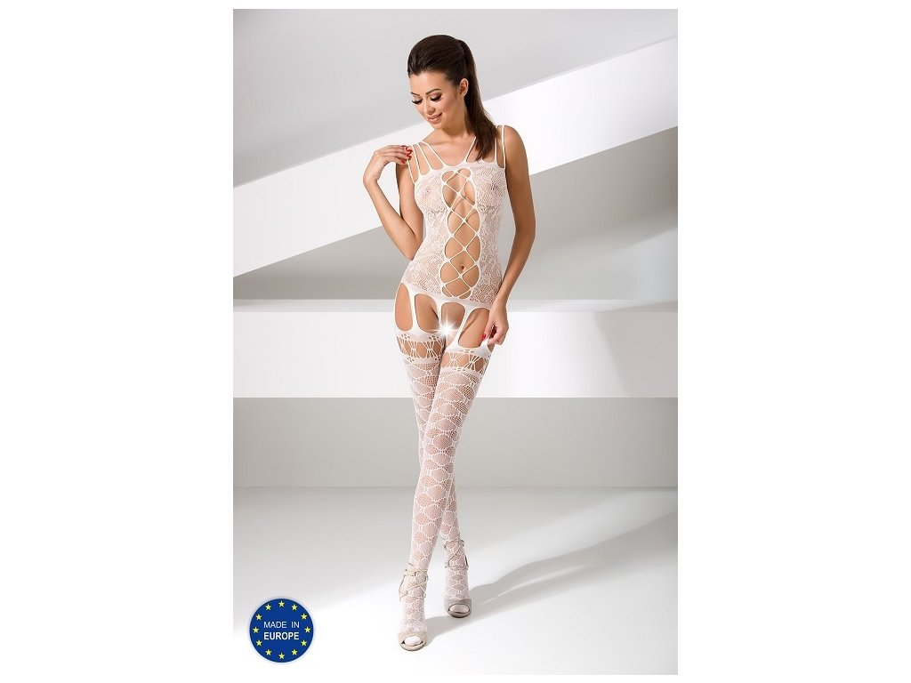 passion catsuit emily bily img BS054 white fd 3