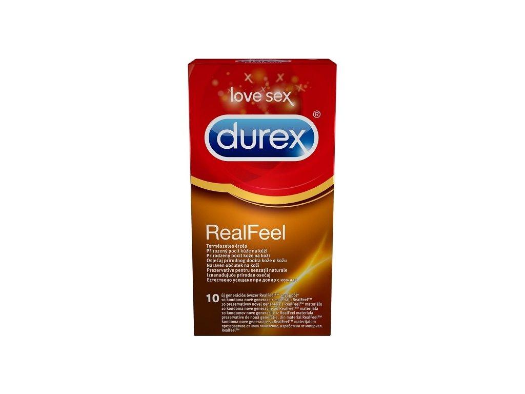 durex kondomy real feel 10 ks img durex RealFeel 10ks fd 3
