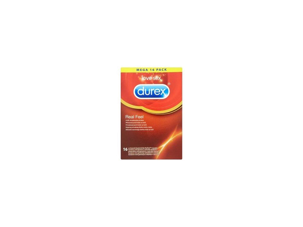 durex kondomy real feel 16 ks img durex RealFeel 16ks fd 3