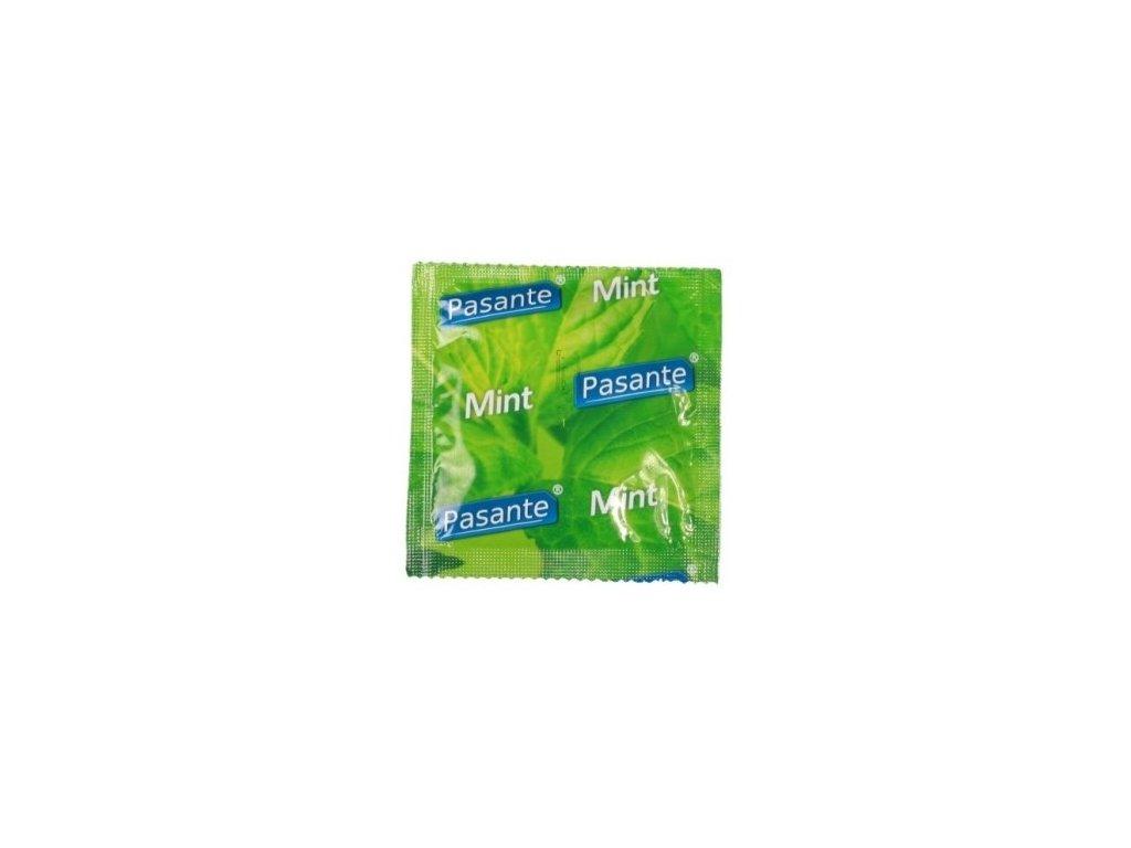 pasante kondomy mint 1 ks img pasante mint kondom fd 3