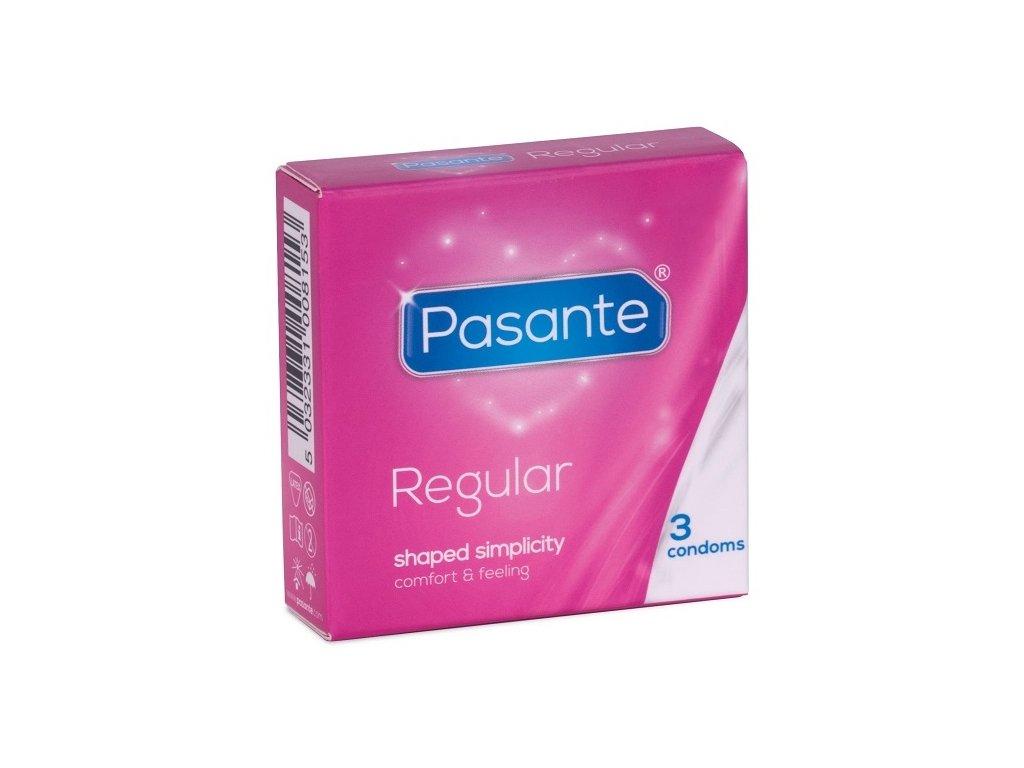 pasante kondomy regular 3 ks img pasanteRegular 3ks fd 3