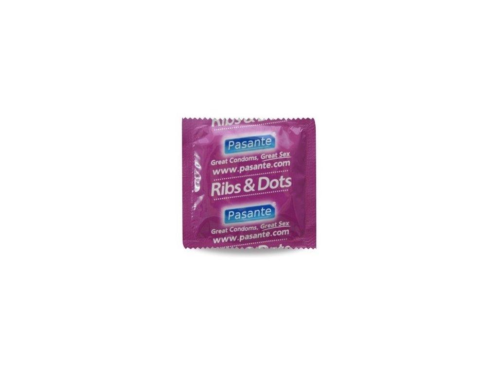 pasante kondomy ribs dots 1 ks img pasante ribs dots kondom 1ks fd 3