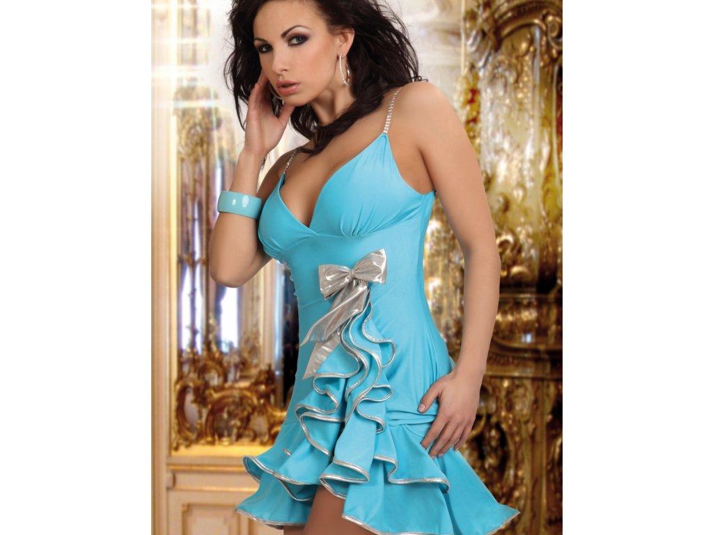 # Šaty Caprice-LivCo Corsetti (Barva Modrá, Velikost XL)
