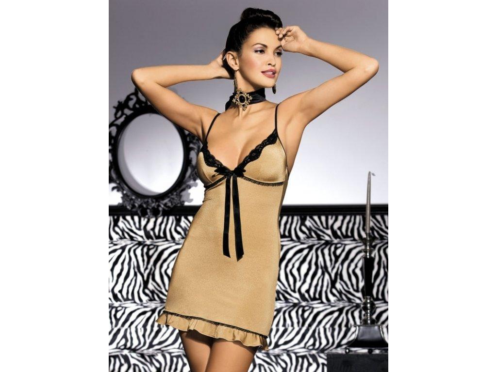 # Košilka Rumba - Obsessive (Velikost S/M)
