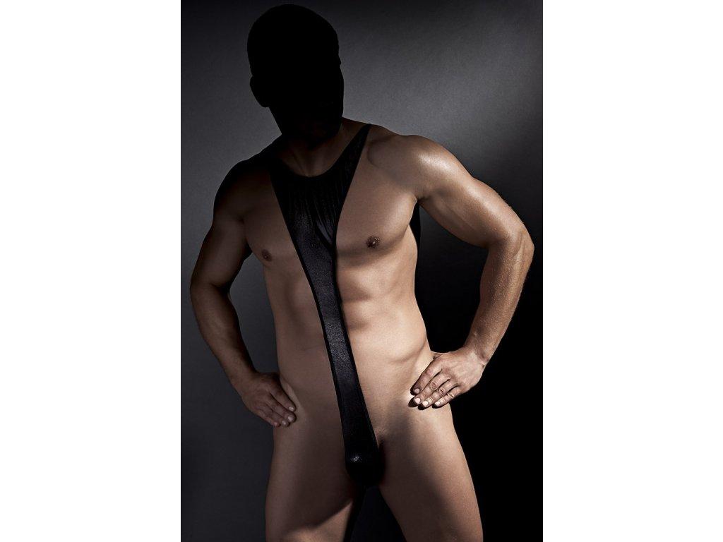 # Pánské body Derrick-Anais (Barva Černá, Velikost XL)
