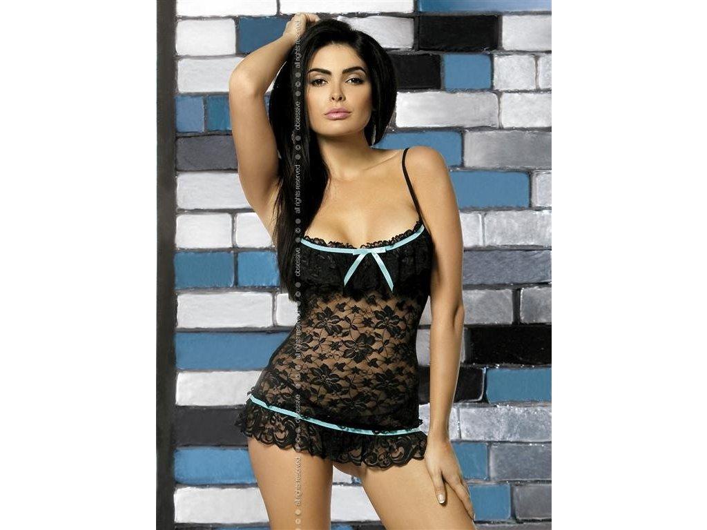 40543 kosilka curacao chemise xxl obsessive
