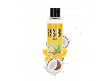s8 4 in 1 dessert lubrikacni gel ananas a kokos125 ml img INSP 20392 fd 3
