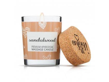 enjoy it masazni svicka sandalwood 70 ml img INSP 20721 fd 3