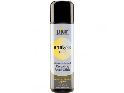 pjur analyse me relaxing anal glide 250 ml