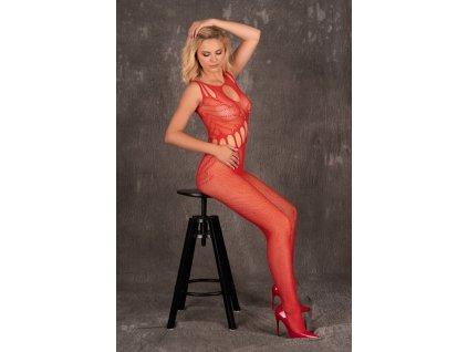 # Erotické body Amahil red - Livco Corsetti