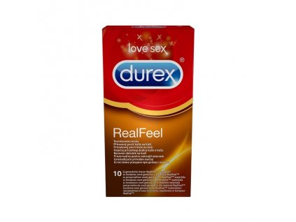 durex kondomy real feel 10 ks img durex RealFeel 10ks fd 3