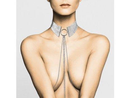 bijoux indiscrets nahrdelnik obojek s retizky stribrny img E27511 fd 3