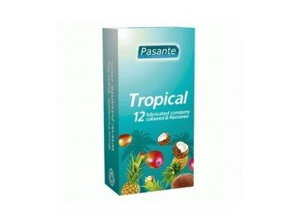 pasante kondomy tropical 12 ks img pasanteTropical 12ks fd 3